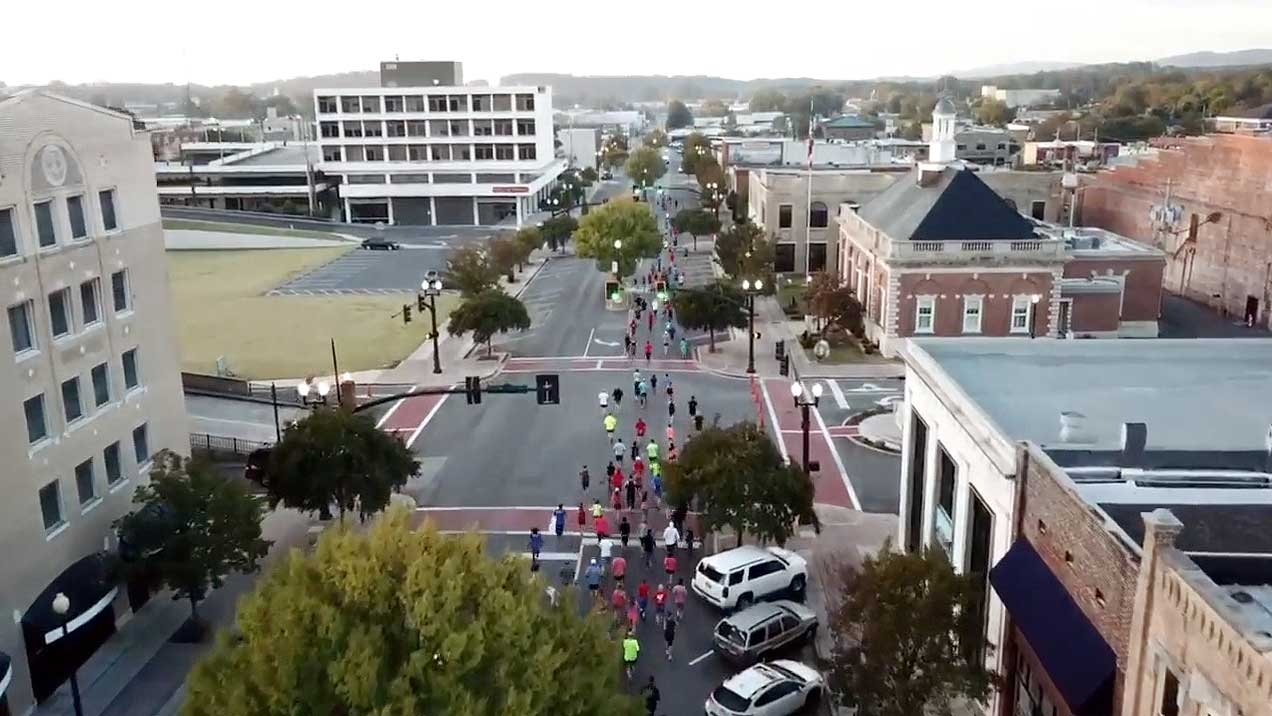 Downtown Dalton Race