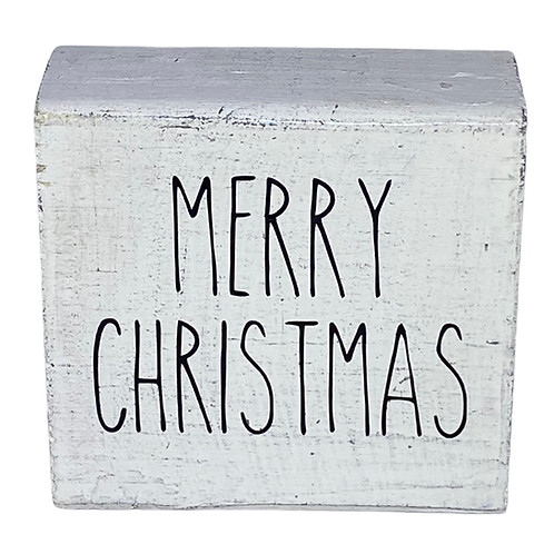 Christmas Signs- $8.97- Merry Christmas