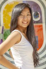 Rencontre avec Trang.