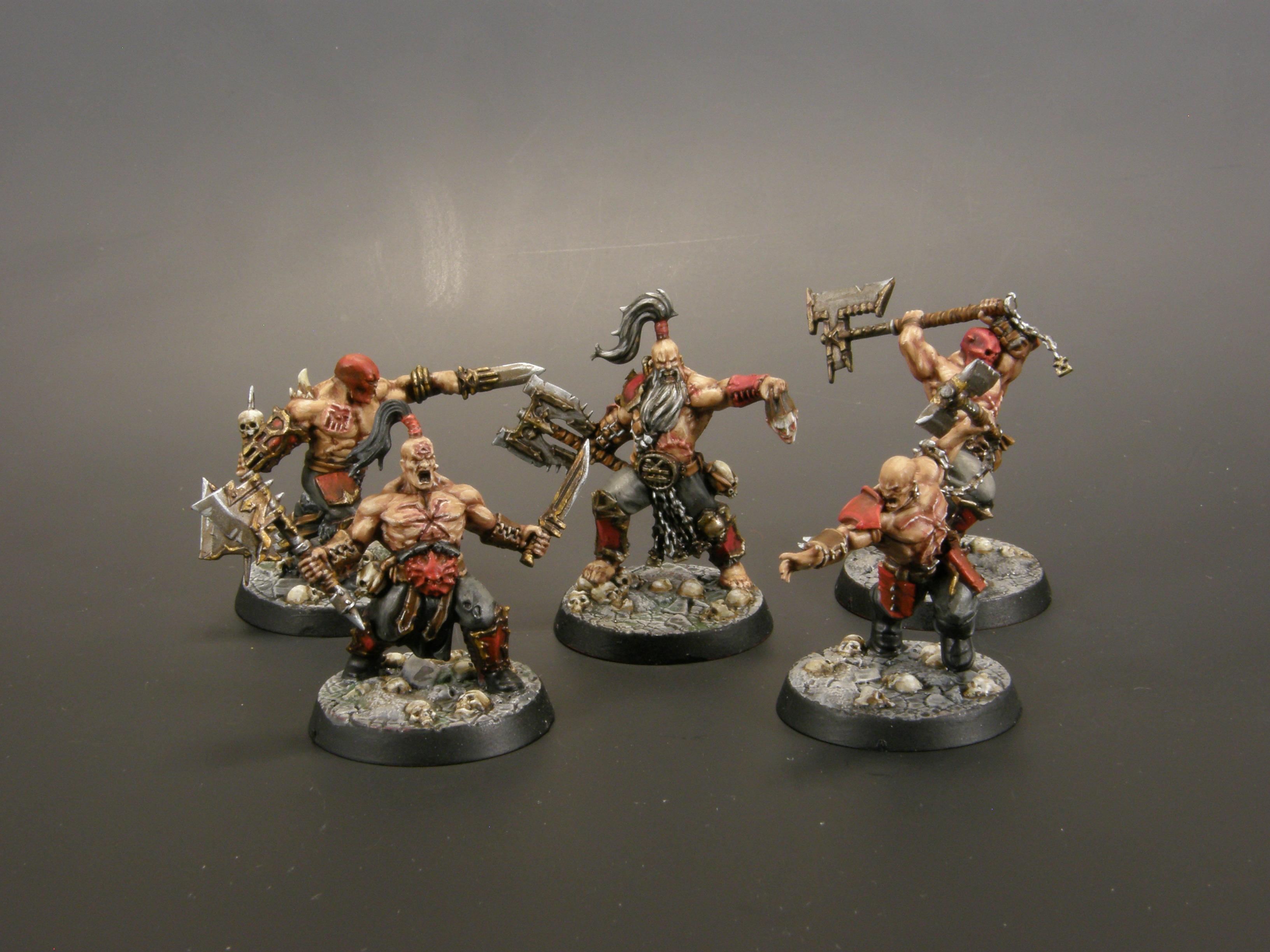 Garrek's Reavers