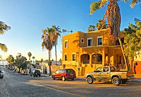 Entire rentals homes in la paz bcs in downtown