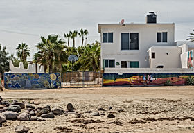 Beach homes for rent in baja la paz bcs
