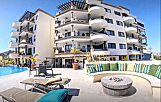 rentals with pool in downtown Cabo baja california sur by trip and homes pedregal villas