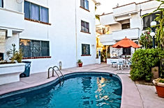 Apartment with pool for rent in downtown la paz baja california sur by trip and homes
