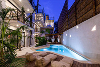 Vacation rentals in tulum by trip and ho