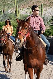 horseback riding in baja at rancho san lorenzo la paz baja california sur