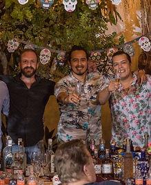 Tequila tasting in baja california sur la paz cabo mezcal