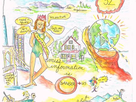 Blog 52: Miss Information is danger us.