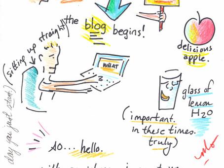 blog 1: begin