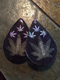 PurpleBlack CS ANGEL WINGS