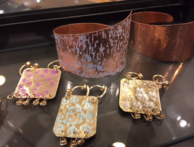 PAIR Your PENDANT & CUFF Bracelet with PATINA ME!