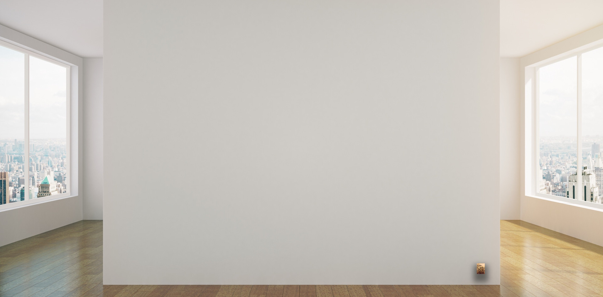 White Gallery Wall