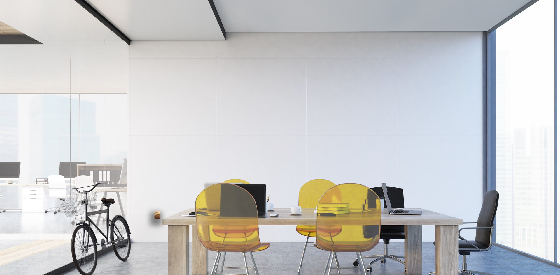 Corporate Computer Room
