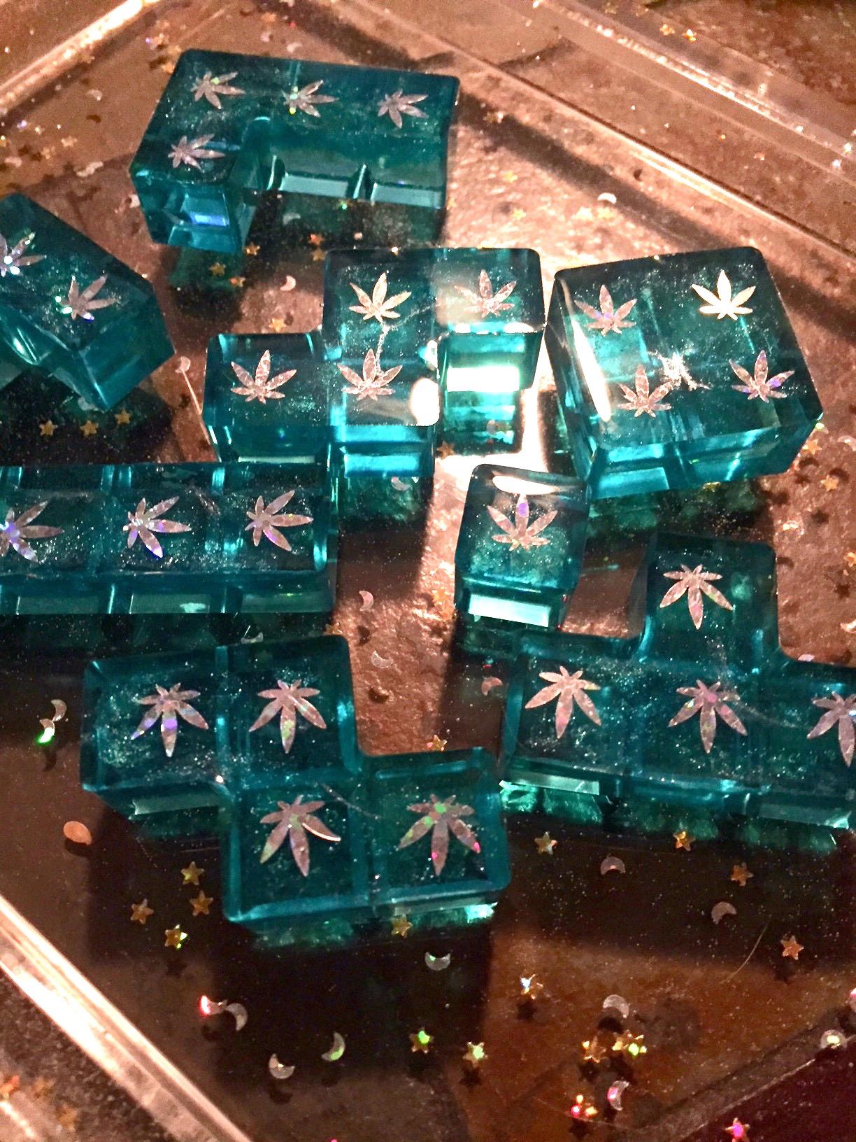 Baja Blue TCubes