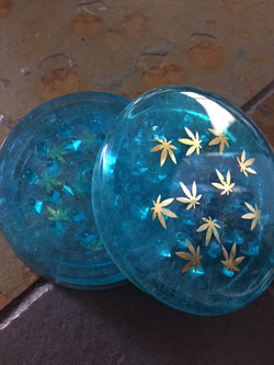 Turquoise Grinder