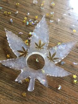 Cannabis Pendant