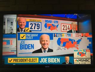 Biden/Harris 2020 WINS!