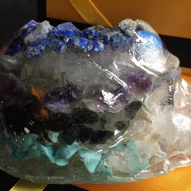LIT STONER Gemstones Glazed