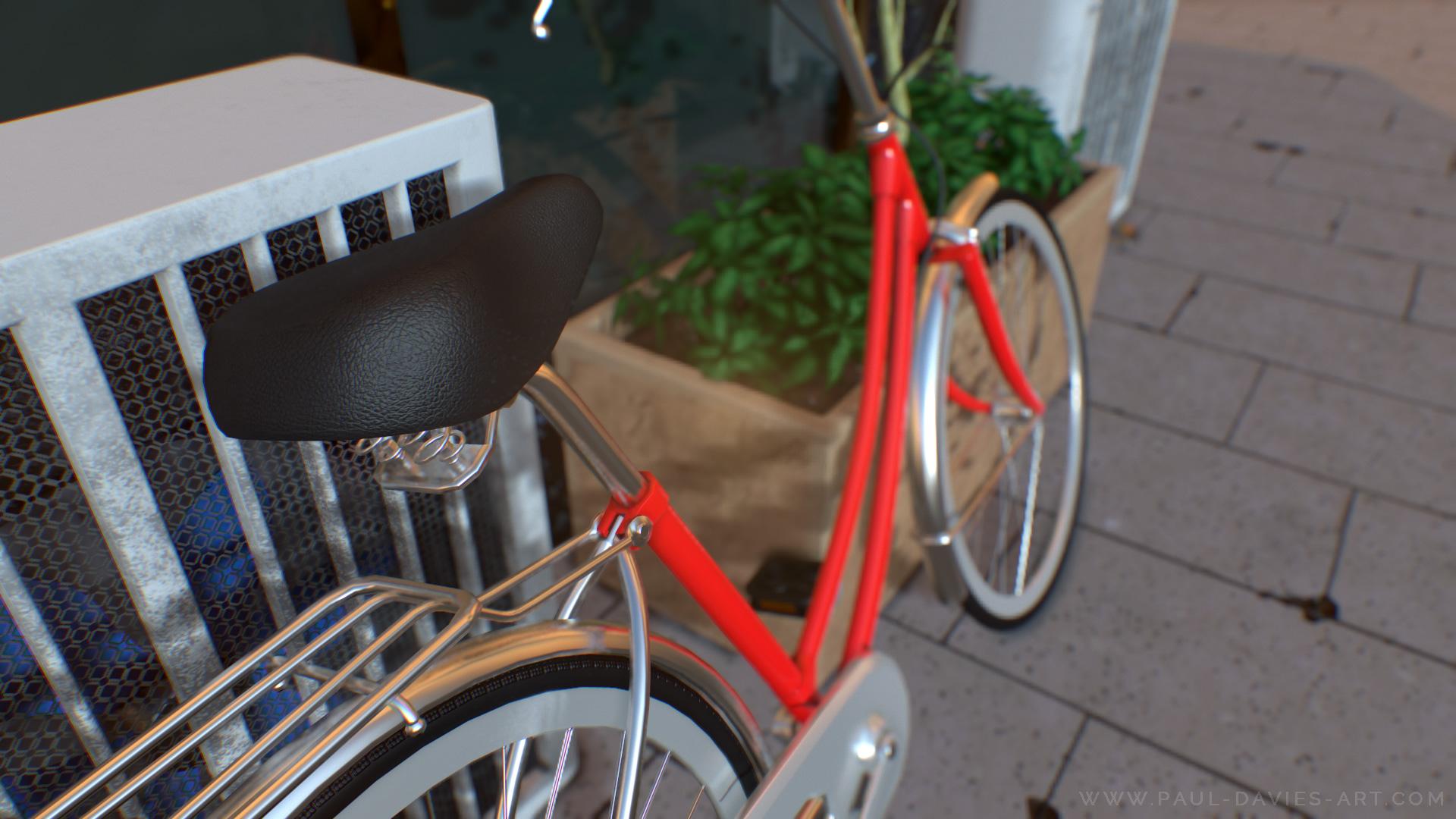 Mamachari Bicycle