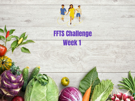 Week 1: Food For The Soul Challenge
