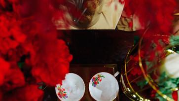 Chinese Tea Ceremony Promotion   พิธียกน้ำชา