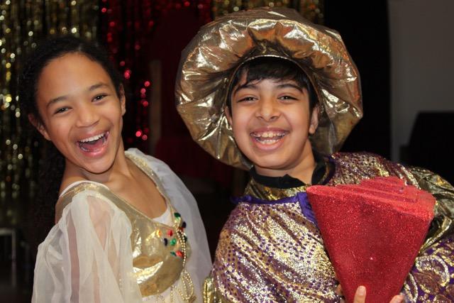 Sultan and Princess