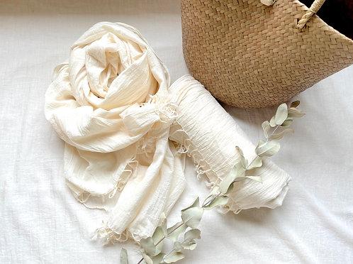 Extra Soft Cotton Scarf