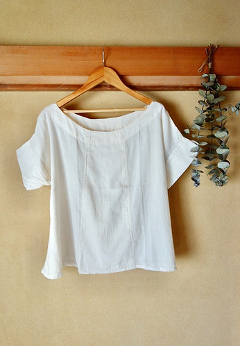 Camino Cotton Blouse