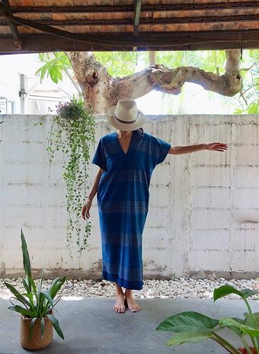 Handwoven Cotton Kuu Kaftan