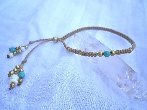 Bracelet Aqua Turquoise