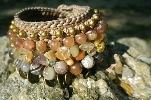 Bracelet Gypsy Pink