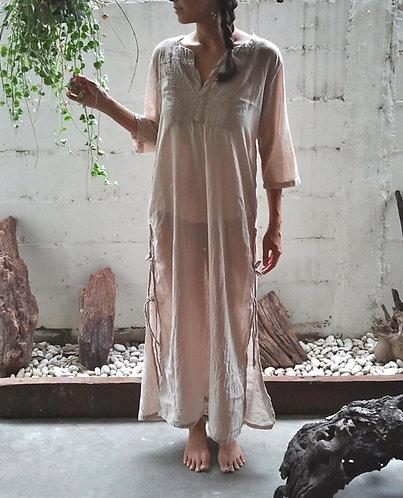 Bohemian Beach Long Dress
