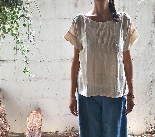 Summer Cotton Blouse