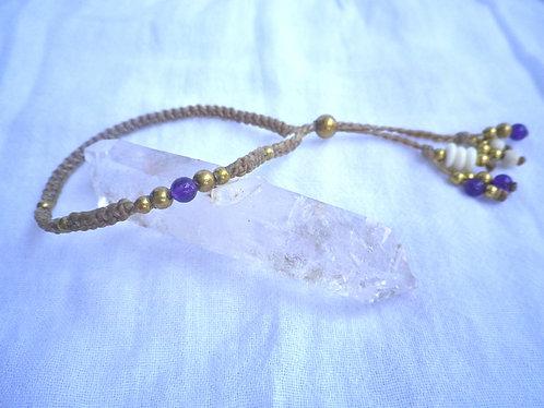 Bracelet Espiritu Amethyst