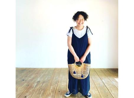 April 18 2020 岡山のNei Natural Life さんにてMaika Handworksのお洋服のお取り扱いがスタートです。