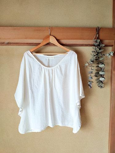 Yurari Cotton Blouse / 2 colors