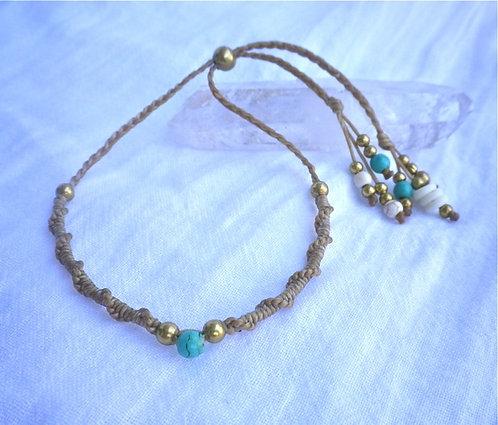 Bracelet Spiral Turquoise