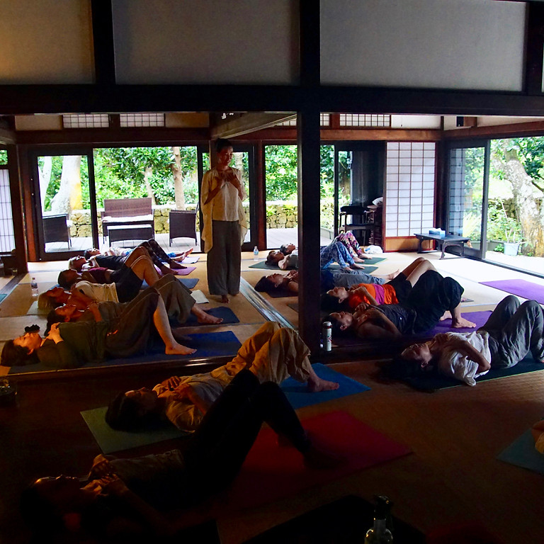 Self Healing Qigong Workshop