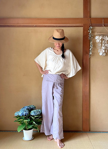 Wrap Pants in 3 colors