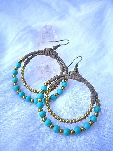Earrings Cosmos