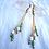 Thumbnail: Earrings Rhythm Turquoise