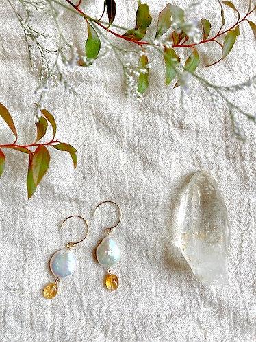 Autumn Light Earrings