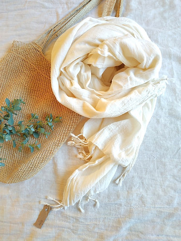 Extra Soft Cotton Scarf