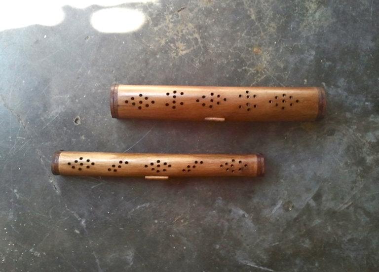 Bamboo Insence Holder Big Maikahandworks