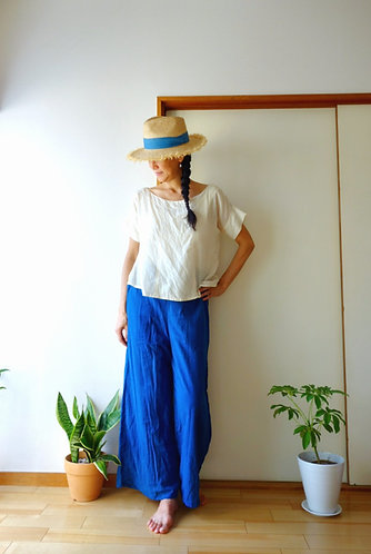 Gemini Pants in Indigo