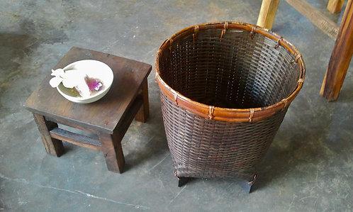 Bamboo Basket Zen