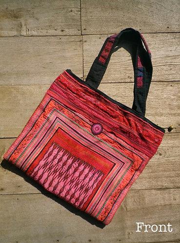 Hmong Vintage Tote Bag