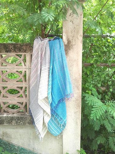 Cotton Handwoven Beach Blanket