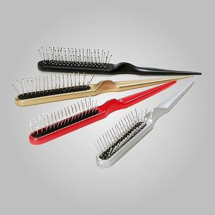 Kovinska krtača za sintetični las | Brush with pimples