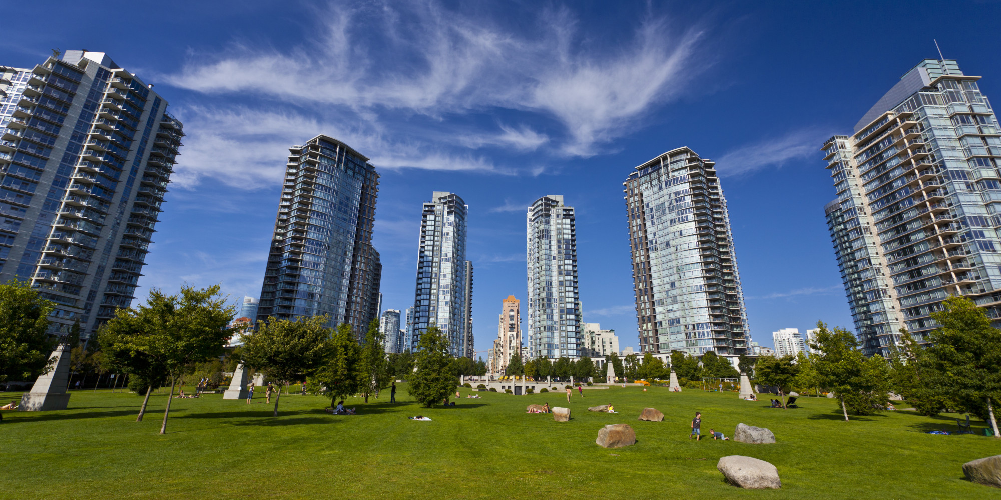 Downtown Vancouver Condo Search